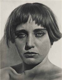 nahui olin [sic] by edward weston